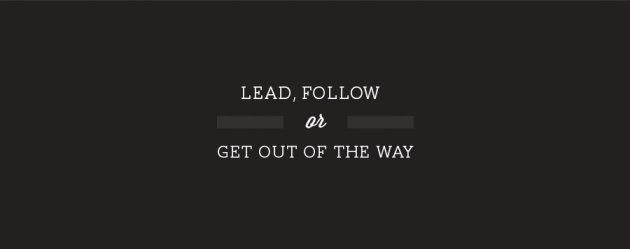 Lead follow